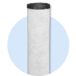 H series rubber cap carbon filters